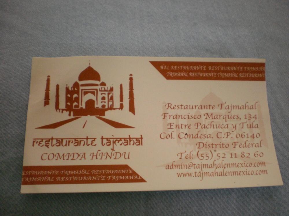 Restaurants as a second home... (4/6)