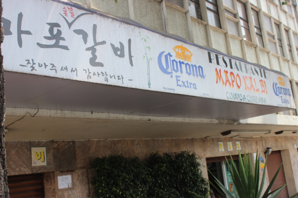 Restaurants as a second home... (1/6)